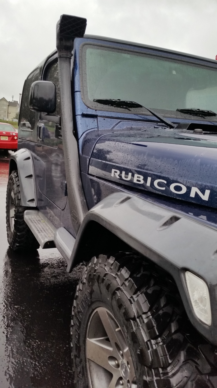 Customized JEEP Rubicon