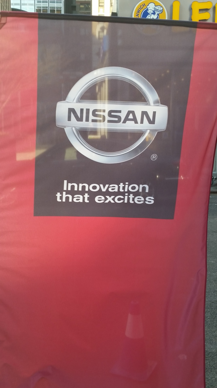 Nissan, Innovation that excites.