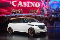VW BUDD-E Electric Autonomous Vehicle
