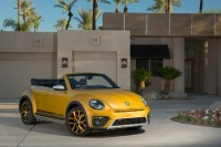 VW Beetle Dune Convertible