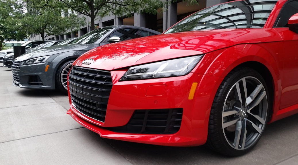 Queer4Cars visits Audi USA headquarters in Herndon Virginia, to learn more about the vehicles.