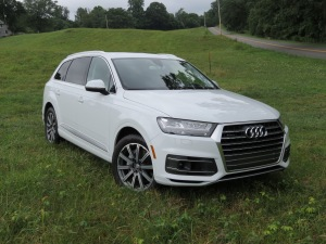 Audi Q7 is a nice mix of luxury and utility, it is hard to call it an SUV.