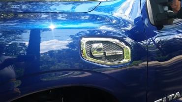 Nissan Cummins Diesel Titan XD