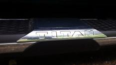 Nissan Titan XD Step