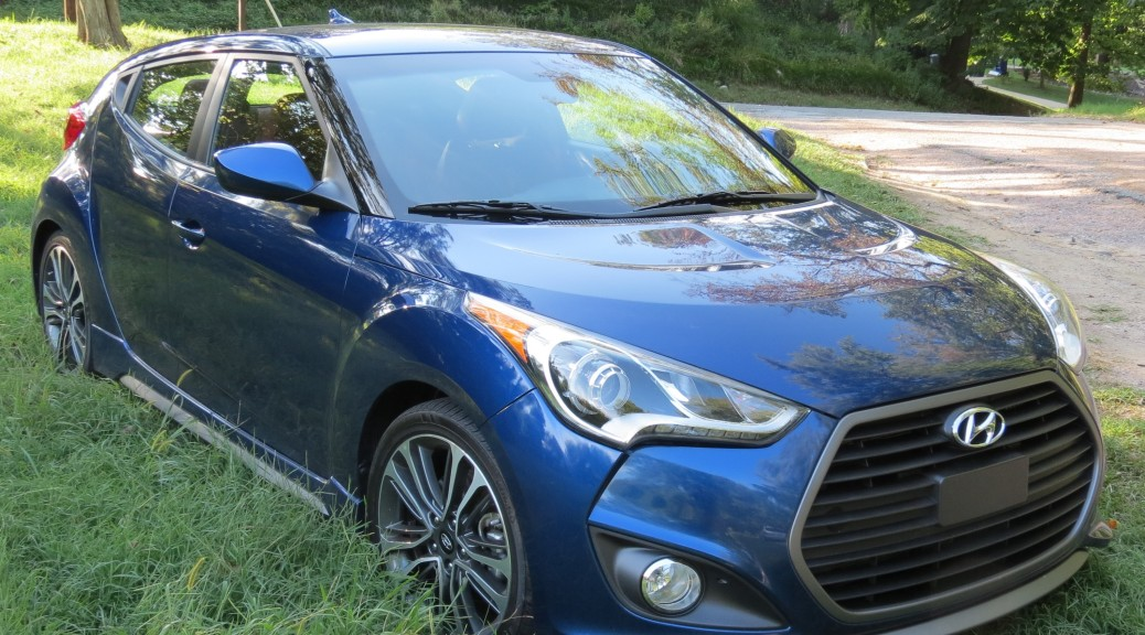 Fun to Drive Easy to Own The Hyundai Veloster RSpec is Both a