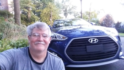 William West Hopper with the fun to drive 2016 Hyundai Veloster R-Spec, that is also inexpensive to own.