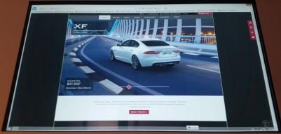 Jaguar.com provides a build your own configurator.