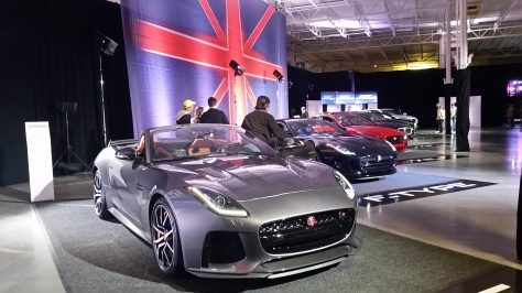 Jaguar offers a full line of vehicles from sports cars to sedans to an SUV.