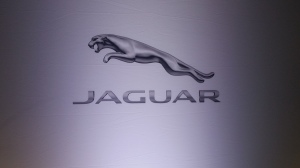"Jaguar features the iconic ""The Leaper"" mascot of the brand since 1938,"