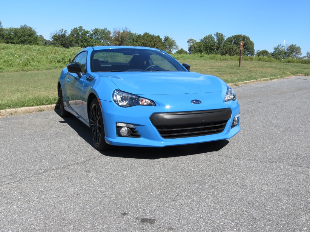2016 Subaru BRZ Hyper Blue Edition, a Driver's Sports Car for under $30K.