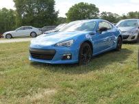 2016 Subaru BRZ Hyper Blue Edition
