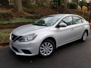 Nissan Sentra SV a frugal and dependable car