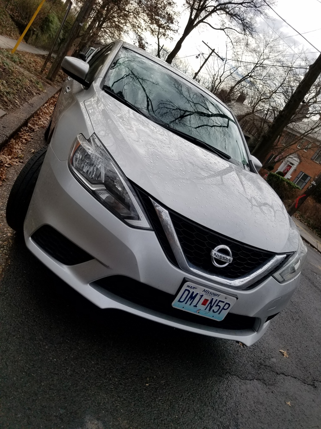 The Nissan Sentra SV a humble four-door sedan that is both dependable and economical.