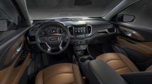 Premium feel and attention to detail were key in the engineering of the 2018 GMC Terrain.