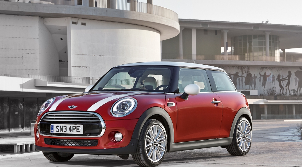 BMW's MINI Brand is now in the USA for 15 years.