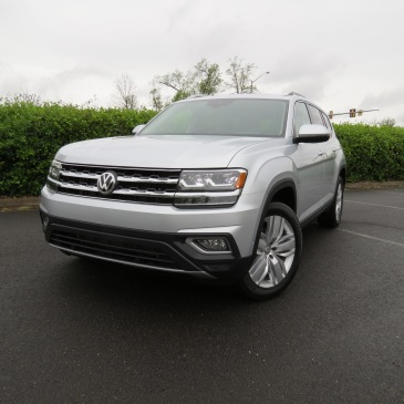 The 2018 VW Atlas