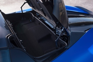 McLaren 570S Spider Retractable Top