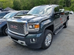 GMC Sierra Denali 2500 HD with the Dura Max Diesel.
