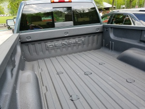 The bed is really the heart of a Pickup Truck as it is for hauling things. GMC's Sierra Denali shown.
