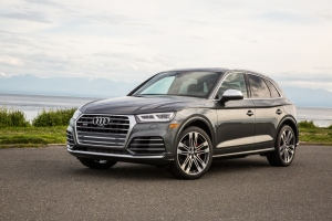 The Audi SQ5 provides all the benefits of a small SUV with a lot of technology.