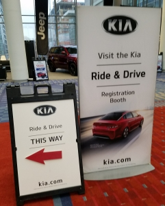 Kia Ride and Drive