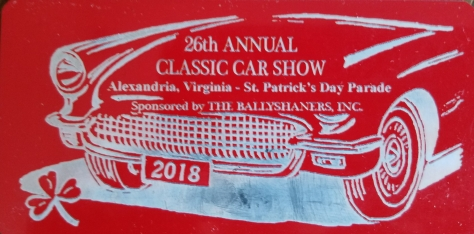 2018 Ballyshaners Car Show