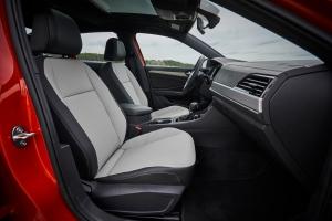 2019 VW Jetta R-Line Interior