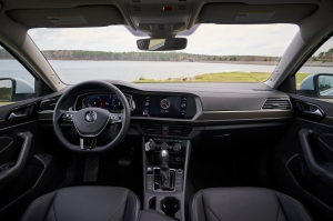 2019 VW Jetta Interior Cockpit