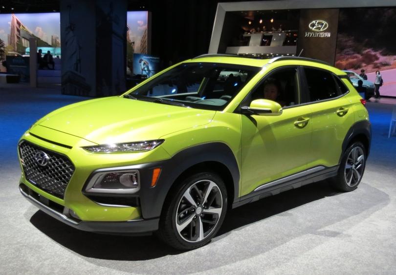 Hyundai's new Kona