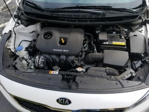 Kia Forte Engine