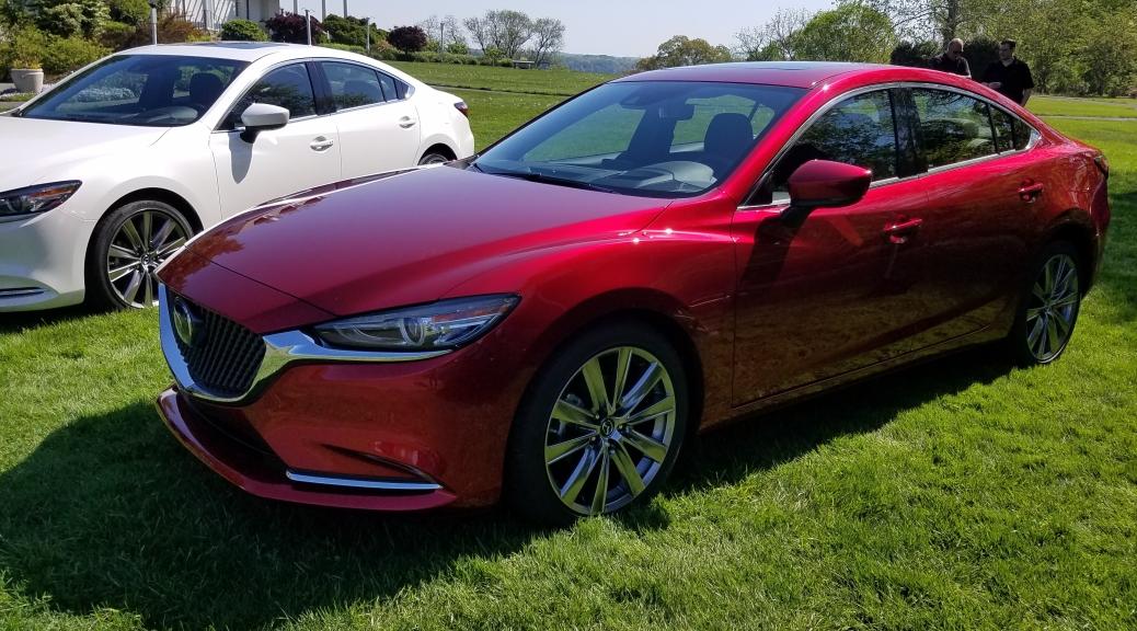 2018 Mazda6 2.5 Turbo Signature
