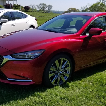 2018 Mazda6 2.5 Turbo Signature