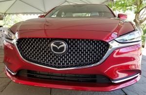 2018 Mazda6 Grill