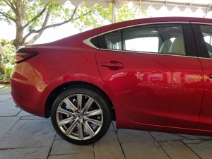 2018 Mazda6 Exterior