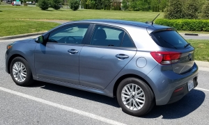 2018 Kia Rio EX 5-Door Hatchback Rear