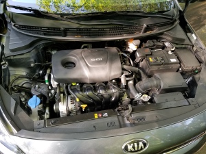 1.6 Liter GDI Engine of the 2018 Kia Rio