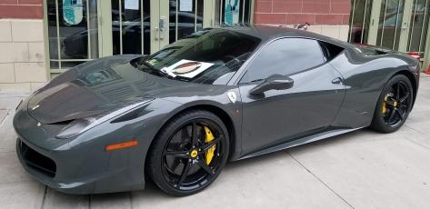 Drive Society's Ferrari 458 Italia