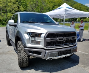 Ford F150 Raptor Pickup