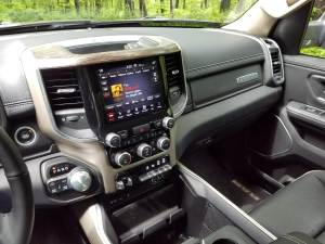 "2019 Ram 1500 8"" Center Display"