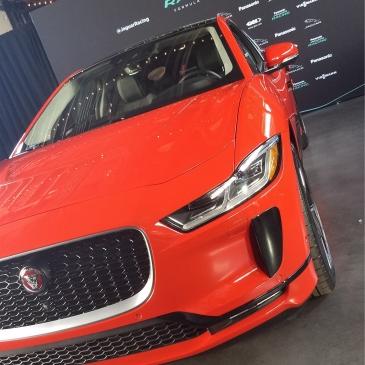 Jaguar I-Pace BEV