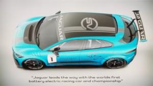 Jaguar IPace ETROPHY