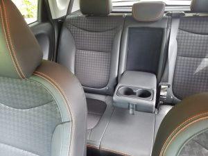 Kia Soul Rear Seat