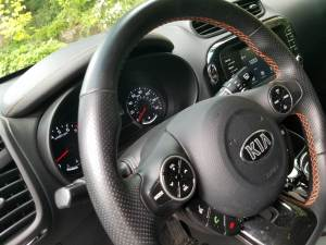 Kia Soul Steering Wheel