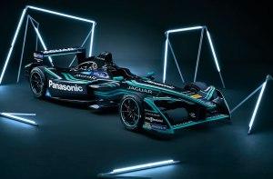 Panasonic Jaguar Racecar