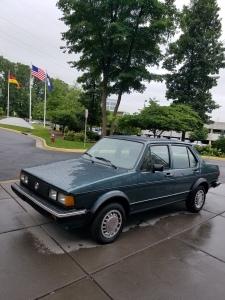 1980 VW Jetta