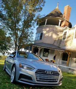 Audi A5 Coupe Cooperstown