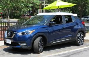 Nissan Kicks SR Premium