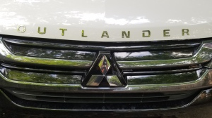 Mitsubishi three diamonds