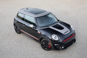 Mini is about to release the JCWorks Black Knight Edition at the LA Auto Show in November 2018.