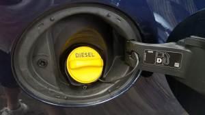 Land Rover Diesel Cap